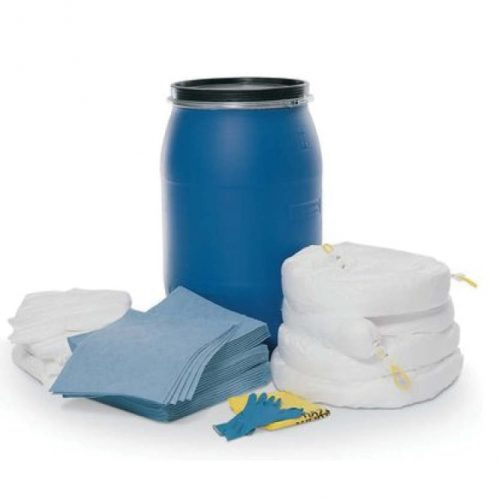 Spillkärl spillredskap absorbenter oil only 220 liter