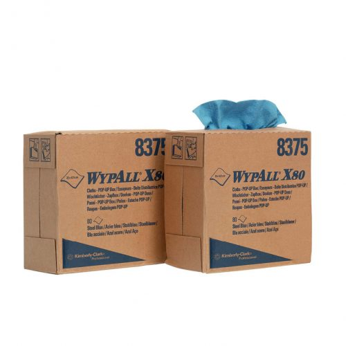 torkduk wypall x80 pop-up box 8375