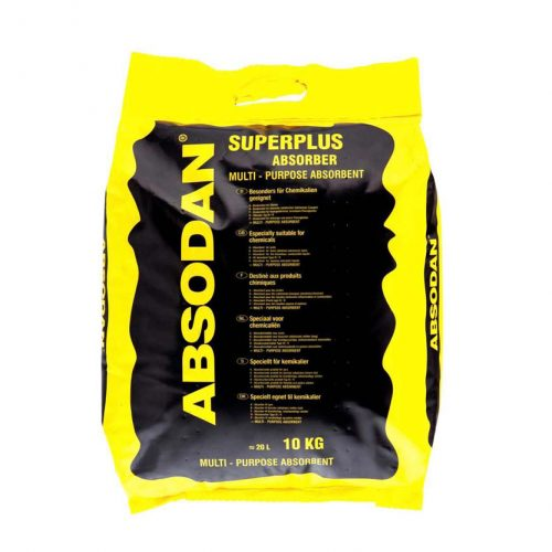 Absodan superplus absorberande granulat 10 kg